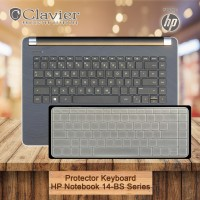 Keyboard Protector Cover HP 14-BS090TX BS092TX BS122TX BS123TX Silikon