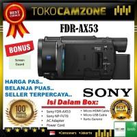 BIG SALE Sony FDR-AX53 4K Ultra HD Handycam Camcorder