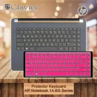 Keyboard Protector Cover HP 14-BS123 BS124 BS128 BS129 BS702 BS703 War