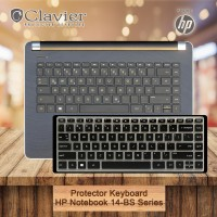 Keyboard Protector Cover HP 14-BS704 BS705 BS706 BS707 BS708 BS709 War