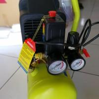 KOMPRESOR ANGIN LISTRIK 0.75HP 10LT AIR COMPRESSOR PRESCOTT
