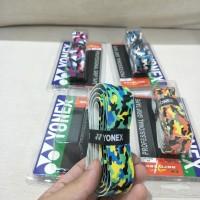Grip Raket Badminton YONEX Ada Tulang Aerotec - Hand grip anti slip