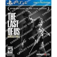 PS4 The Last of Us REMASTERED (R1) - New Sealed / BNIB