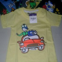 Kaos Anak Oshkosh boy 'Car n Camera'