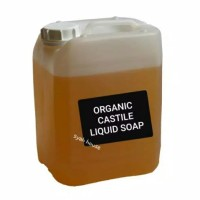 Organic Castille Soap 250ml/Low Foam