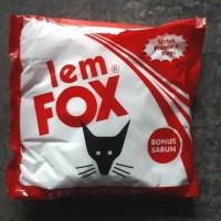 Lem Fox Putih Merah 800 gram Lem Kertas / Kayu