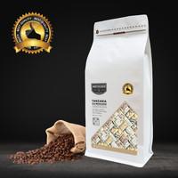 BIJI KOPI ARABICA TANZANIA KILIMANJARO WASHED - 1KG NORTHSIDER COFFEE - BIJI KOPI