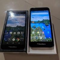 BlackBerry Aurora Segel Normal Lengkap Second