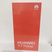 HANDPHONE HUAWEI Y7 PRIME 3/32GB NEW