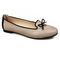Symbolize Nakama Flat Shoes - Abu-Abu