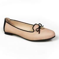 Symbolize Nakama Sepatu Flat - Merah Muda