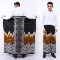 sarung batik besut print - sarung santri