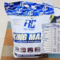 Kingmass 15lbs king mas rc king mass 15lb gainer susu fitness