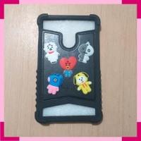 BTS BT21 Case Advan Tab i7A Karakter 3D Cute Kpop Korea