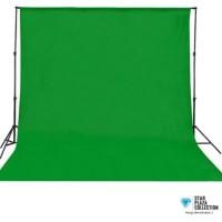 Kain Background Foto Video Foto Studio Green Screen Layar Hijau