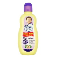 Cussons Hair Lotion 50ml Candle Nut & Celery