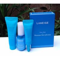 Laneige Waterbank Moisture Kit 3 item