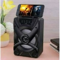 speaker bluetooth M-408 suara xtra bass stereo