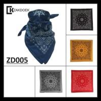 New Bandana - Slayer - Scraf - Syal - Headband - Ck Zakdoek - Zd005 -