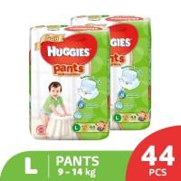 Huggies Gold Pants Popok Celana L 44 2 Pack