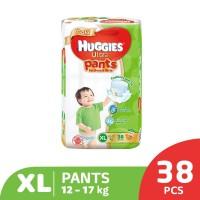 Huggies Gold Pants Popok Celana XL 38