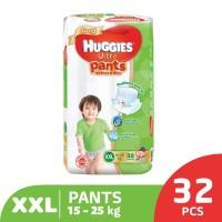 Huggies Gold Pants Popok Celana XXL 32