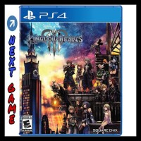 Ps4 Kingdom Hearts Iii / Heart 3 Region 3