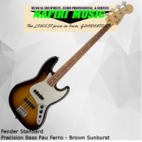 BIG SALE Fender Standard Precision Bass Pau Ferro -