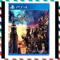 Kaset Ps4 Kingdom Hearts Iii Heart 3 Region 3 Asia