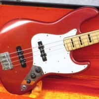 BIG SALE Fender Jazz Bass Merah 1978
