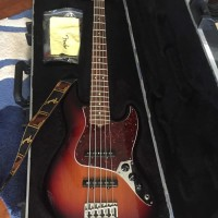 BIG SALE Fender American Standart Jazz Bass V