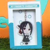 Gantungan Kunci Anime Karakter Kaguya C - Kaguya-sama : Love Is War