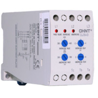 Phase Failure relay XJ3-D OVER / UNDER Voltage