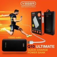 Power Bank VEGER ULTIMATE Q10 10000mAh