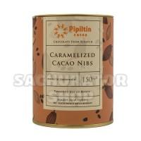 Cokelat Coklat Karamel Pipiltin Caramelized Cocoa Cacao Nibs Chocolate