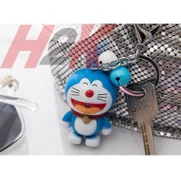 Gantungan Kunci lampu - Doraemon - Keychain lucu -imut