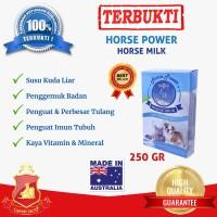 PROMO!!! Horse Power - Horse Milk : Susu Anjing Kucing Hewan 250gr - 250gr