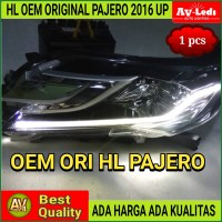 Original OEM Headlamp PAJERO SPORT 2016 Up