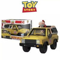 Funko POP! Rides Disney Toy Story - Pizza Planet Truck