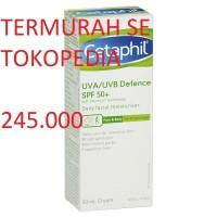 Cetaphil UVA / UVB Defense SPF 50+ (50ml) Sunblock - Anti Tabir Surya