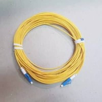 Kabel Patchcord/Patch Cord Fiber Optic LC-LC 10m