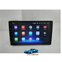 DOUBLE DIN HEAD UNIT ANDROID SKELETON SKT 8189 LAYAR 9 INCH