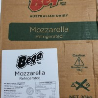 Mozarella Bega Australia 250 gr potongan / cheese keju