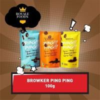 Paket 6 Pcs Brownies Keping PIng Ping Mix Rasa by Gemirasary