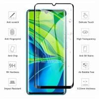Tempered Glass Full Cover Edge Xiaomi Mi Note 10 Pro Screen Protector