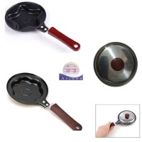 Frying Pan Mini Teflon Mini Karakter Free Tutup
