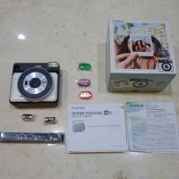 Fujifilm instax square SQ6 kamera instan bukan pocket dslr mirrorless