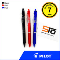 Pen Pilot Frixion Clicker 0.7mm (Pulpen yang bisa dihapus)