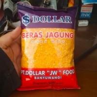 BERAS JAGUNG MERK DOLLAR