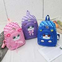 Tas Sekolah Anak Perempuan PAUD TK SD / Tas Ransel Backpack Wanita Ctr